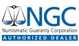 Numismatic Guaranty Corporation authorized dealer