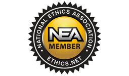 National Ethics Association member, ethics.net