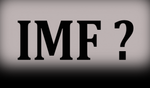 What is the IMF's