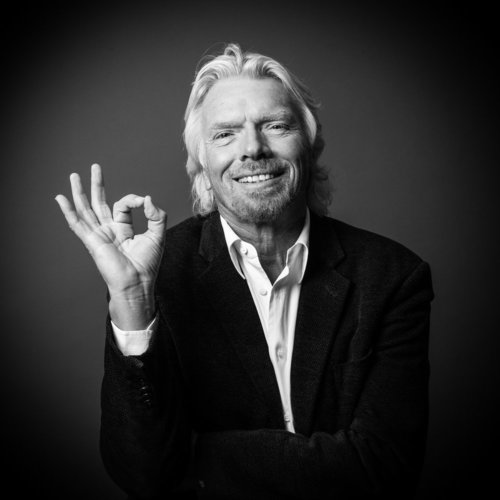 famous leader analysis richard branson Richard branson, robert herjavec and 5 famous business leaders on the power of mentorship some executives credit one or two key people for coaching them to.